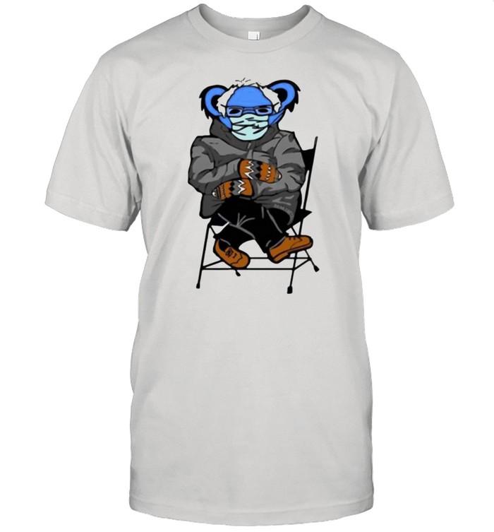 Bernie Sanders Grateful Bear shirt