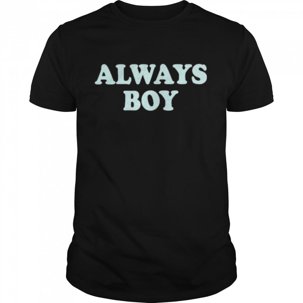 Always boy markm bts jhopes shirt