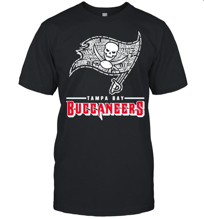 Tampa Bay Buccaneers City Football shirt