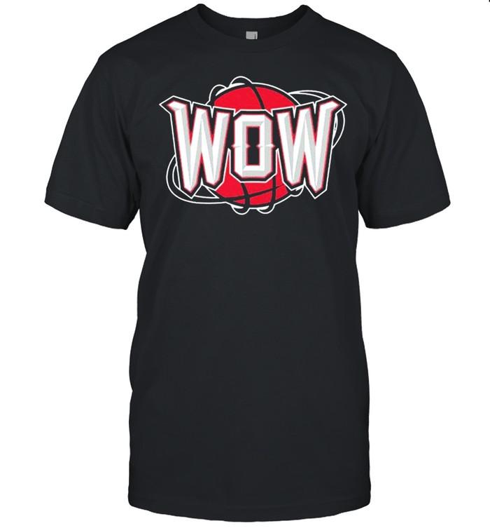 Wow Houston Basketball 2021 shirt