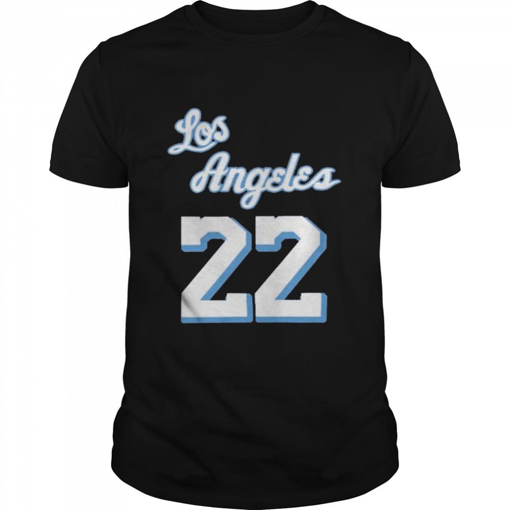 Los Angeles Lakers Elgin Baylor 22 shirt