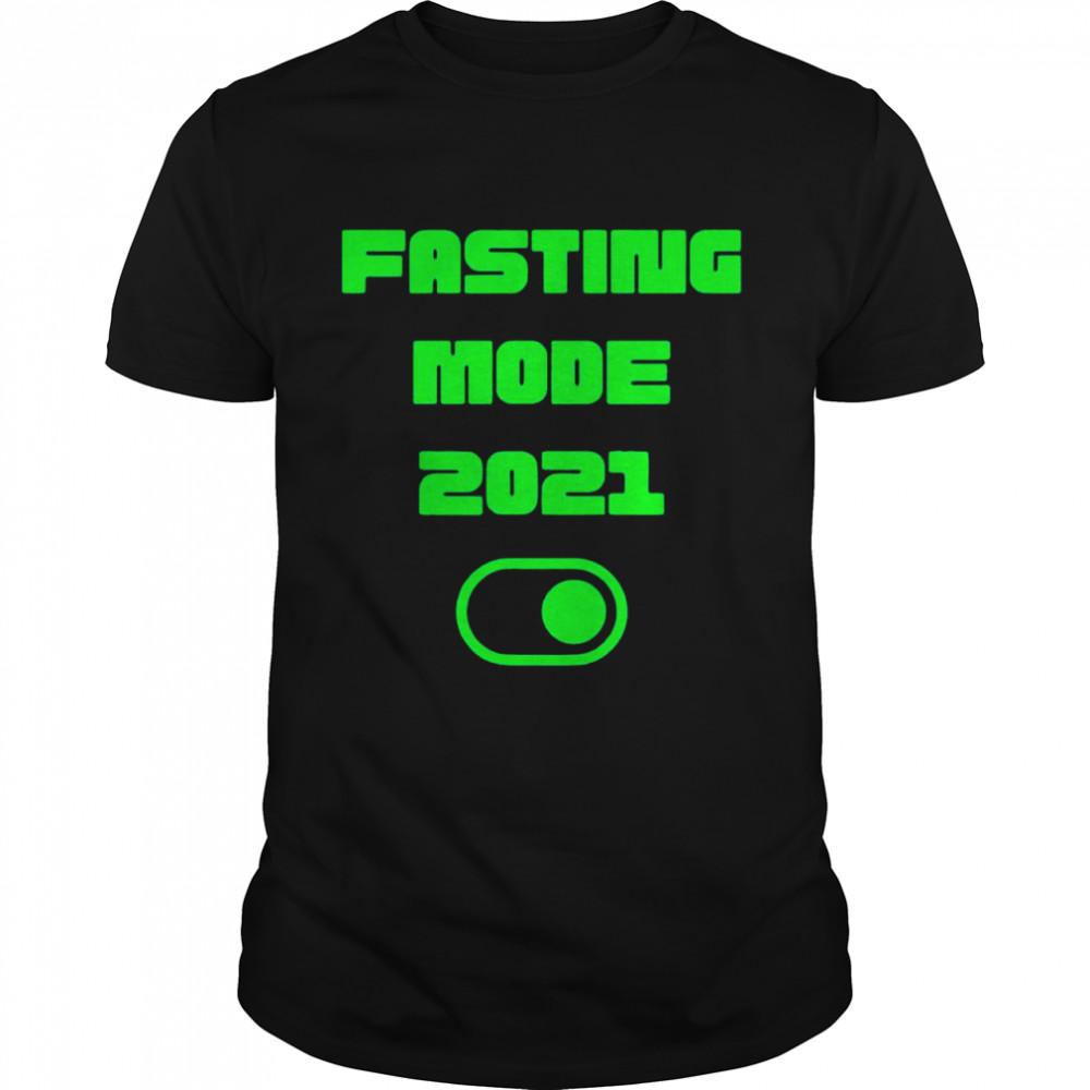 Ramadan Fasting Mode shirt